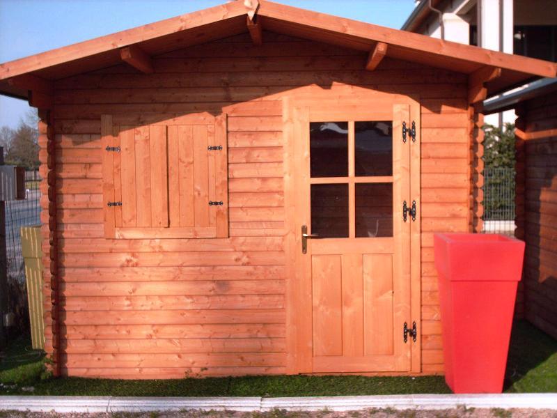 Casetta legno london for Casetta in legno prezzo
